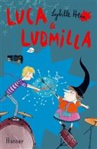 Sybille Hein - Luca und Ludmilla
