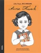 Isabel Sanchez Vegara, Maria Isabel Sanchez Vegara, Isabel Sánchez Vegara, María Isabel Sánchez Vegara, Sveta Dorosheva - Anne Frank