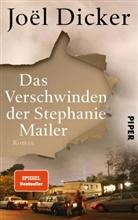Joël Dicker - Das Verschwinden der Stephanie Mailer
