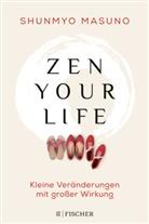 Shunmyo Masuno - Zen your life