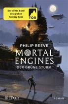 Philip Reeve - Mortal Engines - Der Grüne Sturm