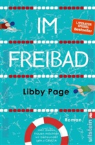 Page, Libby Page - Im Freibad