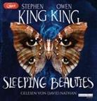Owen King, Stephen King, David Nathan - Sleeping Beauties, 3 Audio-CD, (Hörbuch)