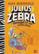 Gary Northfield, Gary Northfield - Julius Zebra - Gerangel mit den Griechen