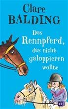 Clare Balding, Tony Ross - Das Rennpferd, das nicht galoppieren wollte