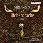 Walter Moers, Andreas Fröhlich - Der Bücherdrache, 4 Audio-CDs (Hörbuch)
