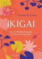 Caroline de Surany - Ikigai - Das 12-Wochen-Programm für Glück und Gesundheit