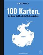 KATAPUL, Katapult - 100 Karten, die deine Sicht auf die Welt verändern