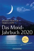 Johann Paungger, Johanna Paungger, Thomas Poppe - Das Mond-Jahrbuch 2020