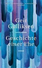 Geir Gulliksen - Geschichte einer Ehe