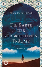 Jennifer Zeynab Joukhadar, Zeyn Joukhadar - Die Karte der zerbrochenen Träume