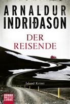 Arnaldur Indridason, Arnaldur Indriðason - Der Reisende