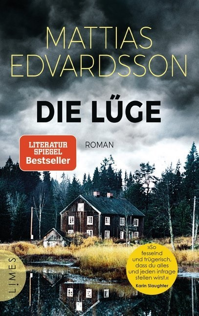 M. T. Edvardsson, Mattias Edvardsson - Die Lüge - Roman