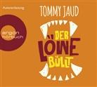 Tommy Jaud, Tommy Jaud - Der Löwe büllt, 5 Audio-CDs (Hörbuch)