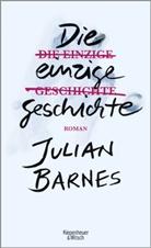 Julian Barnes, Gertraude Krueger - Die einzige Geschichte