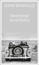 John Banville, Christa Schuenke - Spaziergänge durch Dublin