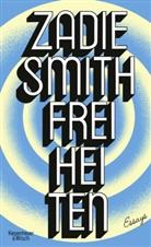Zadie Smith, Tanja Handels - Freiheiten