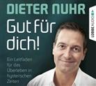 Dieter Nuhr, Dieter Nuhr - Gut für dich!, 4 Audio-CDs (Hörbuch)