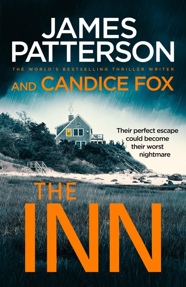 Candice Fox, James Patterson, James Fox Patterson - The Inn