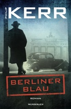 Philip Kerr, Ev Draxl, Evi Draxl - Berliner Blau