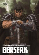 Kentaro Miura - Berserk: Ultimative Edition. Bd.1