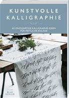 Veronica Halim - Kunstvolle Kalligraphie