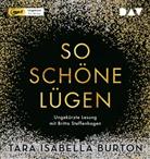 Tara Isabella Burton, Britta Steffenhagen - So schöne Lügen, 1 Audio-CD, MP3 (Hörbuch)