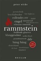 Peter Wicke - Rammstein