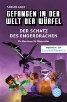 Fabian Lenk, Vincent Eckert - Gefangen in der Welt der Würfel. Der Schatz des Enderdrachen