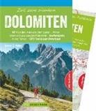 Eugen E Hüsler, Eugen E. Hüsler - Zeit zum Wandern Dolomiten, m. 1 Kte.