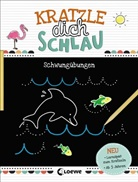 Corina Beurenmeister, Loew Kratzel-Welt, Loewe Kratzel-Welt - Kratzle dich schlau - Schwungübungen