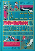 Lewis Carroll, Minalima - Alice's Adventures in Wonderland and Through the Looking-Glass