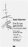 Wilhelm Dabringer, Axel Karner, Wilhelm Dabringer, Ivana KampuÅ¡, Ivana Kampuš - Die Zunge getrocknet / Jezik posusen