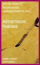 Dieter Mersch, Sylvia Sasse, Sandro Zanetti - Ästhetische Theorie