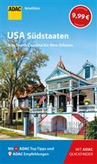 Ralf Johnen - ADAC Reiseführer USA Südstaaten