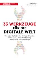 Christine Kirbach, Leil Summa, Leila Summa - 33 Werkzeuge für die digitale Welt