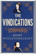 Mary Wollstonecraft, WOLLSTONECRAFT MARY - The Vindications