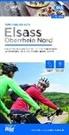 Allgemeiner Deutscher Fahrrad-Club e.V. (ADFC), Bike, BVA BikeMedia GmbH, Allgemeine Deutscher Fahrrad-Club e V (ADFC - ADFC-Regionalkarte Elsass Oberrhein Nord