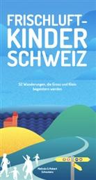 Melinda Schoutens, Melinda & Robert Schoutens, Robert Schoutens - Frischluftkinder Schweiz