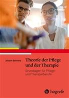 Johann Behrens - Theorie der Pflege und der Therapie