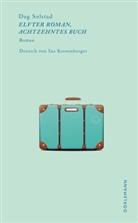 Dag Solstad - Elfter Roman, achtzehntes Buch