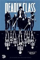 Rick Remender, Wes Craig, Lee Loughridge - Deadly Class - 1987, Die Akademie der tödlichen Künste