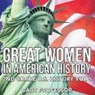 Baby - Great Women In American History | 2nd Grade U.S. History Vol 5
