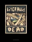 Engy Publishing - Literally Dead: Unruled Composition Book