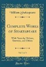 William Shakespeare - Complete Works of Shakespeare, Vol. 3 of 4