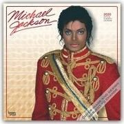 BrownTrout Publisher,  Browntrout Publishing (COR) - Michael Jackson 2020 Calendar - Foil Stamped Cover