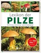 Hans W (Dr.) Kothe, Hans W. Kothe - Lexikon der Pilze - Bestimmung, Verwendung, typische Doppelgänger