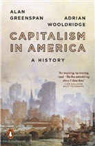 Ala Greenspan, Alan Greenspan, Adrian Wooldridge - Capitalism in America