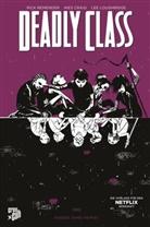 Rick Remender, Wes Craig, Lee Loughridge - Deadly Class - 1988, Kinder ohne Heimat