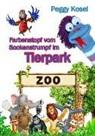 Peggy Kosel - Farbenstopf vom Sockenstrumpf im Tierpark